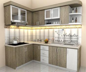 Artistic Jasa Mebel Kitchen Set Jogja Desain Kamar Tidur