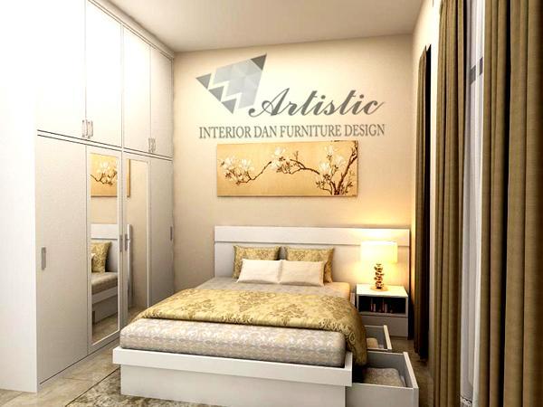 Harga Jasa Pembuatan Interior Mebel Kamar Tidur Set Di Jogja 2019 Jasa Interior Jogja Jasa Interior Murah Jogja Artistic Interior Furnitur Design