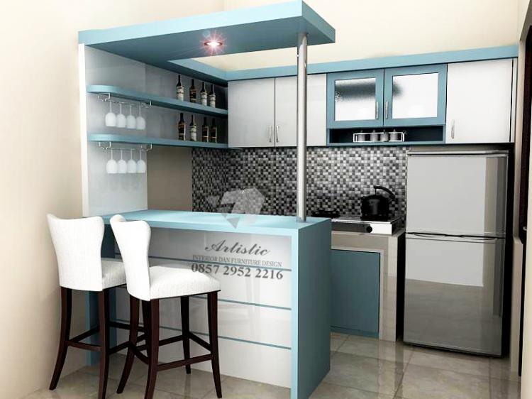 Ide Desain Kitchen Set Meja Dapur Minimalis Modern Di Yogyakarta Jasa Interior Jogja Jasa Interior Murah Jogja Artistic Interior Furnitur Design